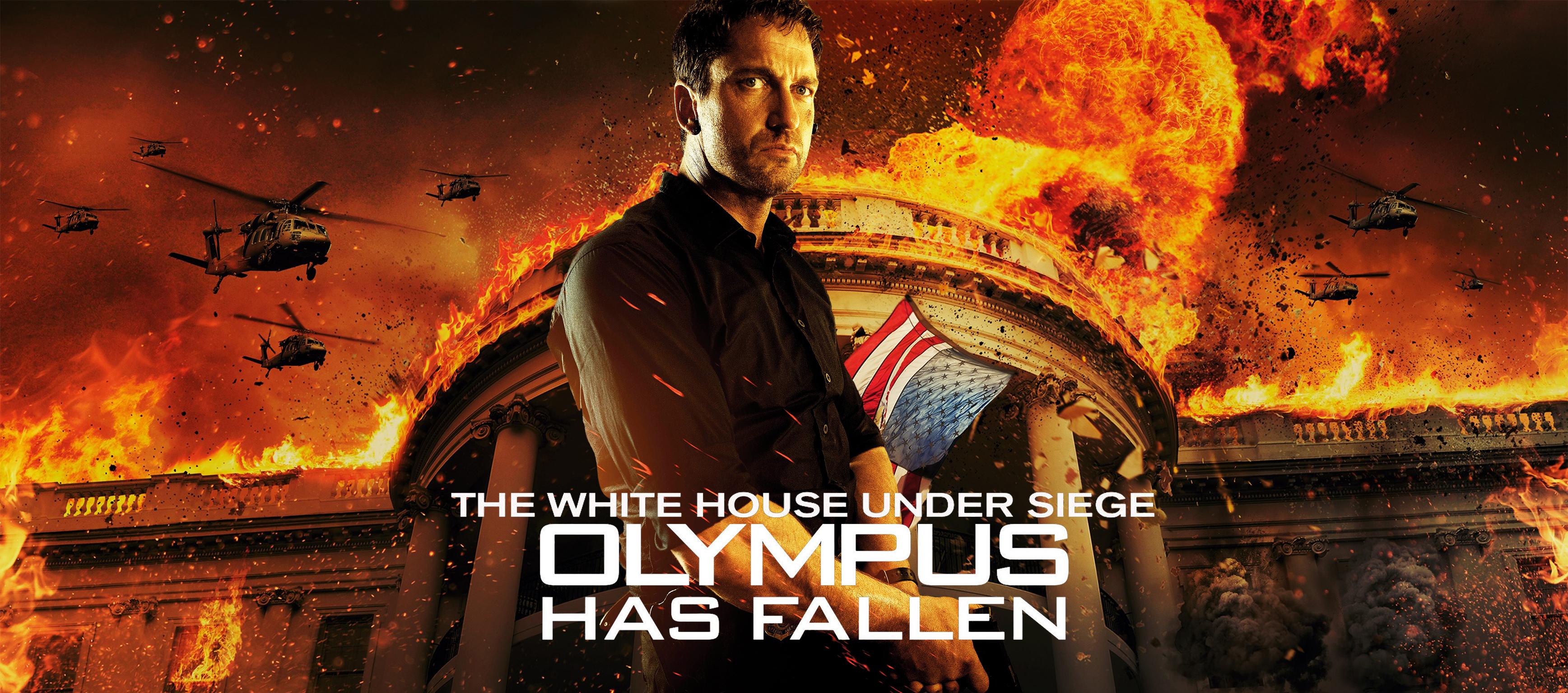 Olympus Has Fallen Movie Review Spoiler Alert