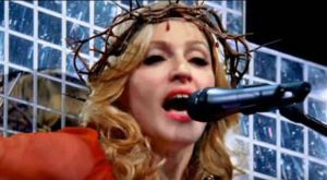 Madonna-Crown-of-Thorns